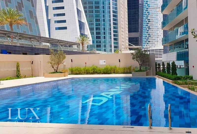 9 Fully Furnished  Pool View   Chiller free