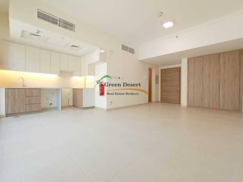 Brand New Studio  No Balcony Mirdif Hills