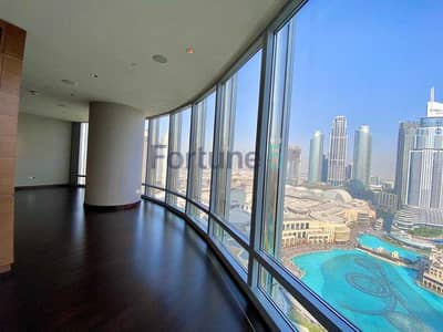 2 Bedroom Apartment for Sale in Downtown Dubai, Dubai - High Floor I Full Fountain View I Ready To Move In