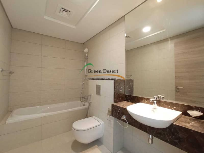 14 Brand New 1 BR Mirdif Hills Easy Acess to Retail Center