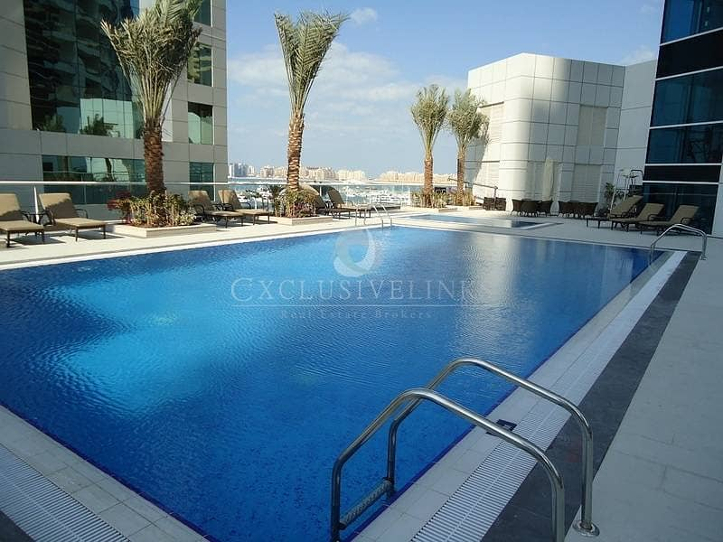 10 Exclusive Studio ! Sea View ! High Floor