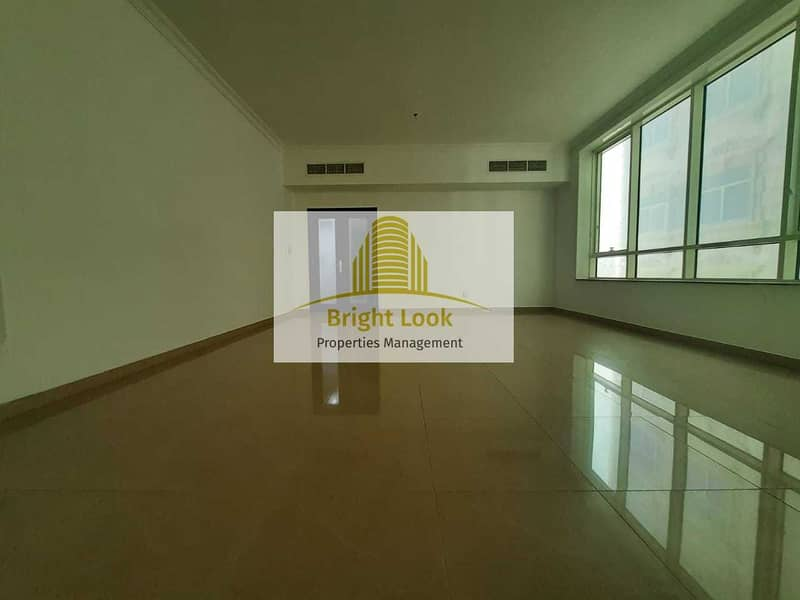 Delightful 2 BHK  with maids room Yearly 65000 for 4 Payments Located Najda Street