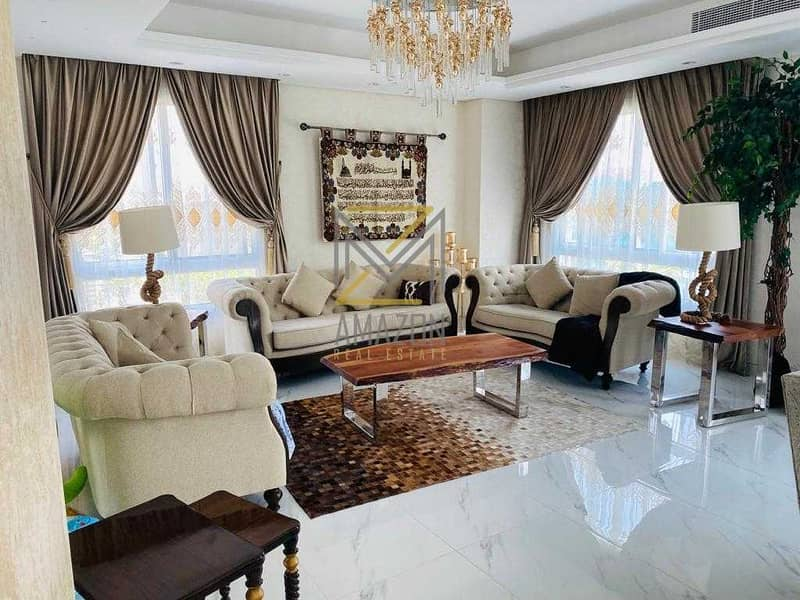 5 BEDROOMS-HUGE VILLA -CLOSE TO DOWNTOWN-PAYMENT PLAN OPTION AVAILBLE