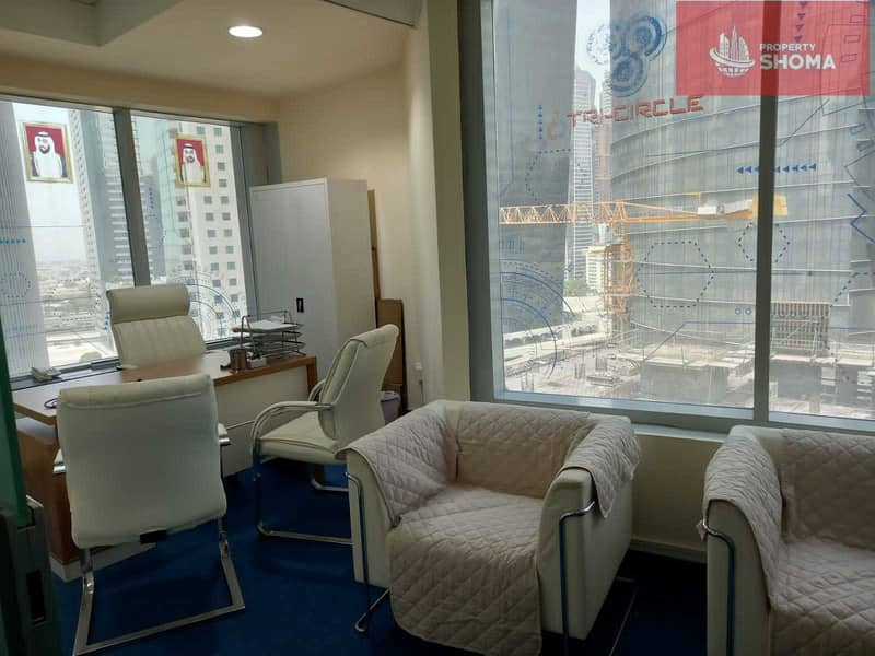 Office Space | Fully Fitted & Furnished | For Rent
