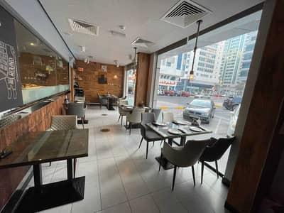 Shop for Sale in Al Khalidiyah, Abu Dhabi - Restaurant Shop For Sale
