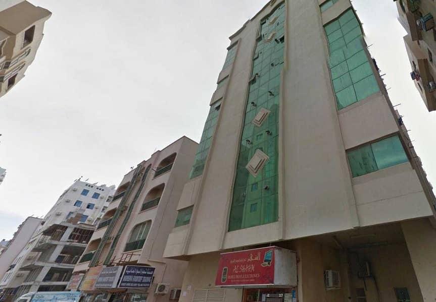 1 BHK Central AC  opp. Thumbay hospital near Sh. M. B. Zaid Road