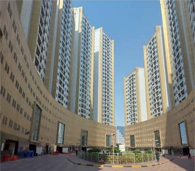 فلیٹ 3 غرف نوم للايجار في عجمان وسط المدينة، عجمان - شقة في أبراج لؤلؤة عجمان عجمان وسط المدينة 3 غرف 30000 درهم - 5377523