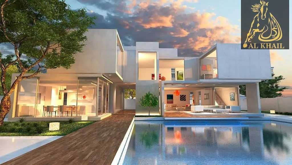 2 Amazing Spacious Residential Plot for sale in Tilal City