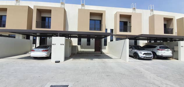 3 Bedroom Villa for Rent in Al Tai, Sharjah - Modern design*The most luxury 3bedroom+maidsroom villa 2200sqft rent 65k in 1chq in nasma residences area