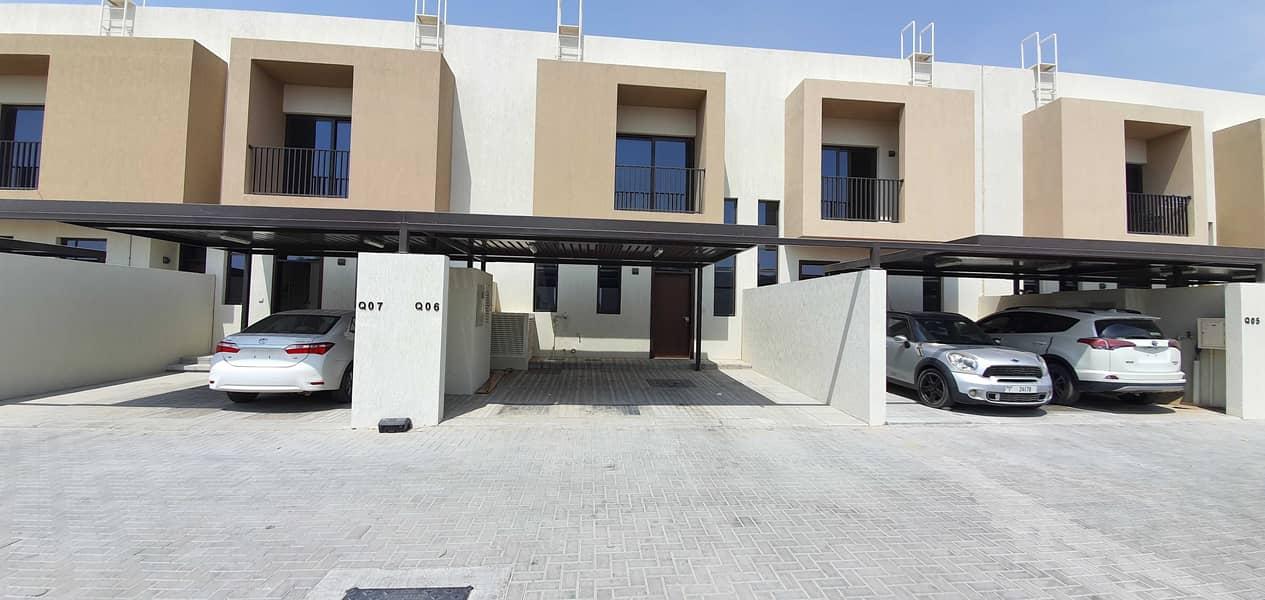 Modern design*The most luxury 3bedroom+maidsroom villa 2200sqft rent 65k in 1chq in nasma residences area