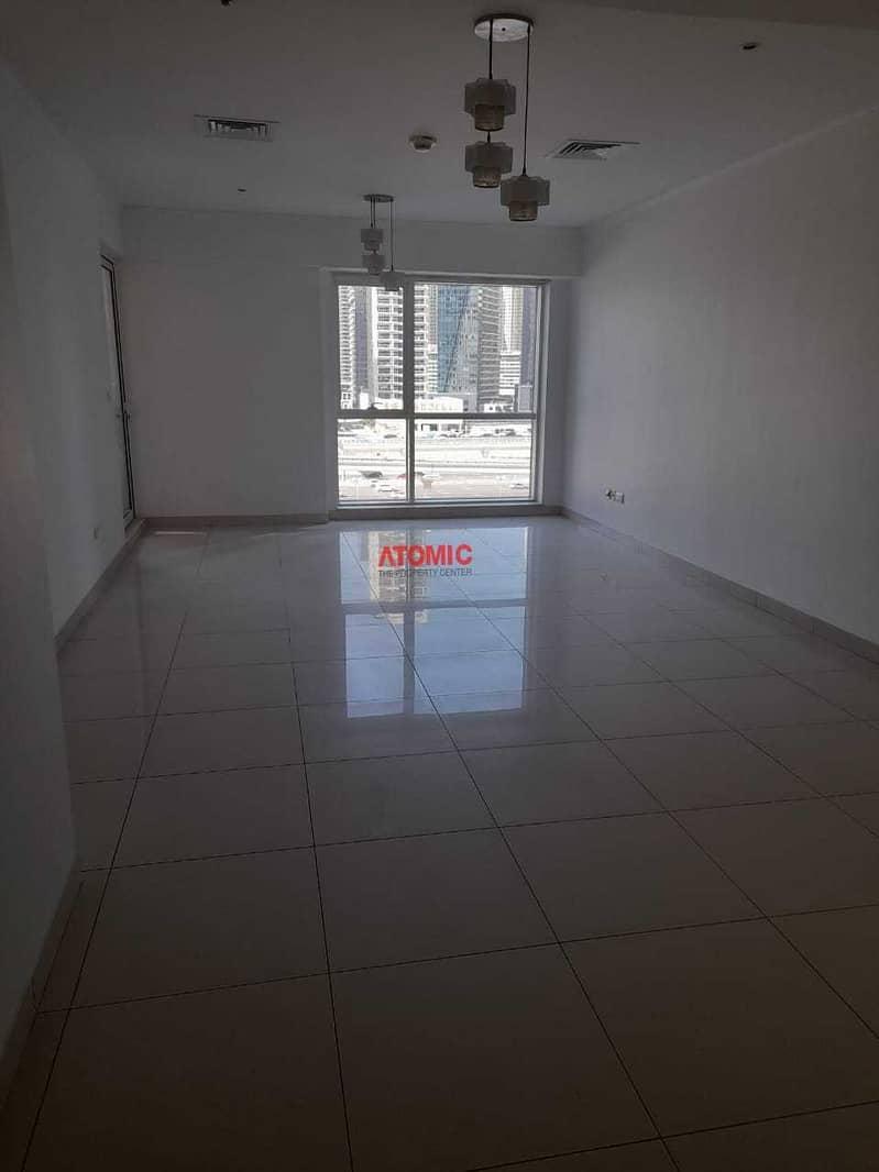 10 Al Shera Tower |  Un-F 1BR Hall | 2Bath |