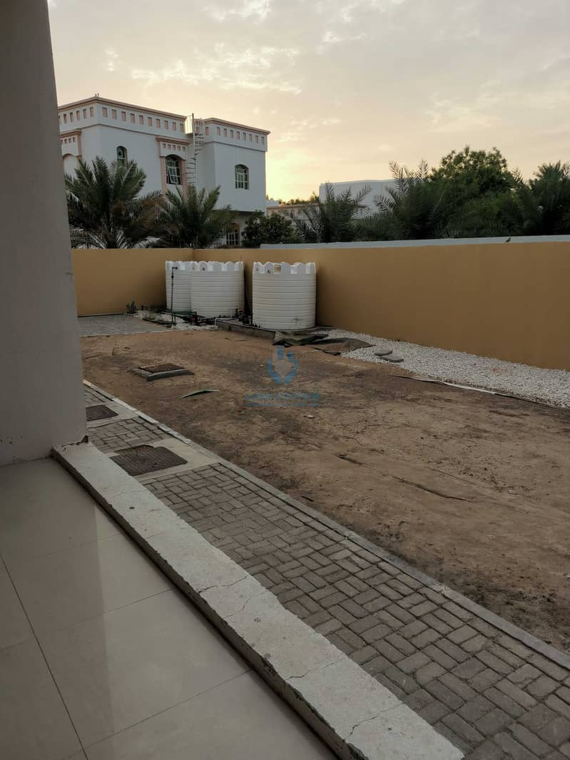 8 Nice flat for rent in AL towayya