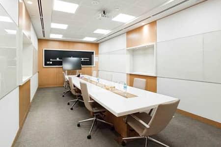 مکتب  للايجار في مركز دبي التجاري العالمي، دبي - Fully Fitted Office   Dual License   41 Parking