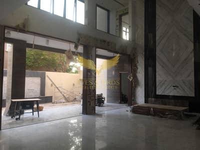 7 Bedroom Villa for Rent in Al Barsha, Dubai - Brand new and Modern I Lift and huge garden I Complete outside quarters