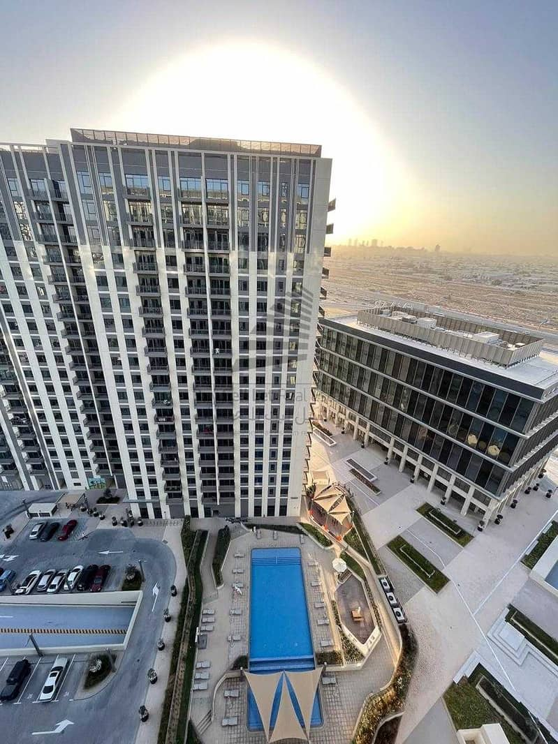 15 LOWEST PRICE BRAND NEW 3 BEDROOM FOR SALE IN  DUBAI HILLS ESTATE/ PARK POINT