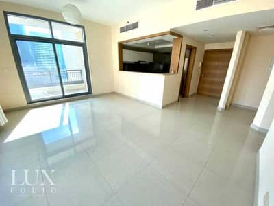 1 Bedroom Apartment for Rent in Downtown Dubai, Dubai - Study Room   Available Now   Bright Apartment