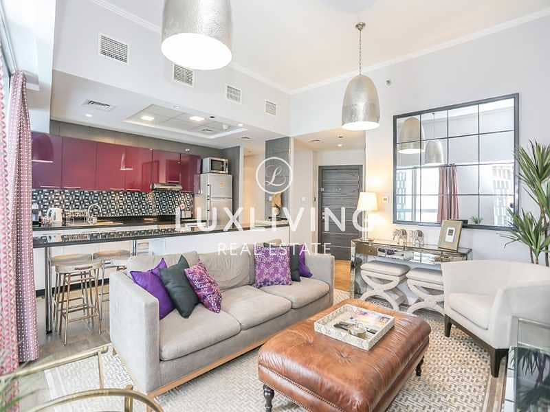 2 Exclusive | Stunning 2 Beds | Full Marina View