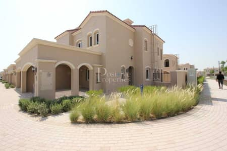 تاون هاوس 3 غرف نوم للايجار في سيرينا، دبي - TYPE B | CORNER | NEXT TO POOL | LANDSCAPED