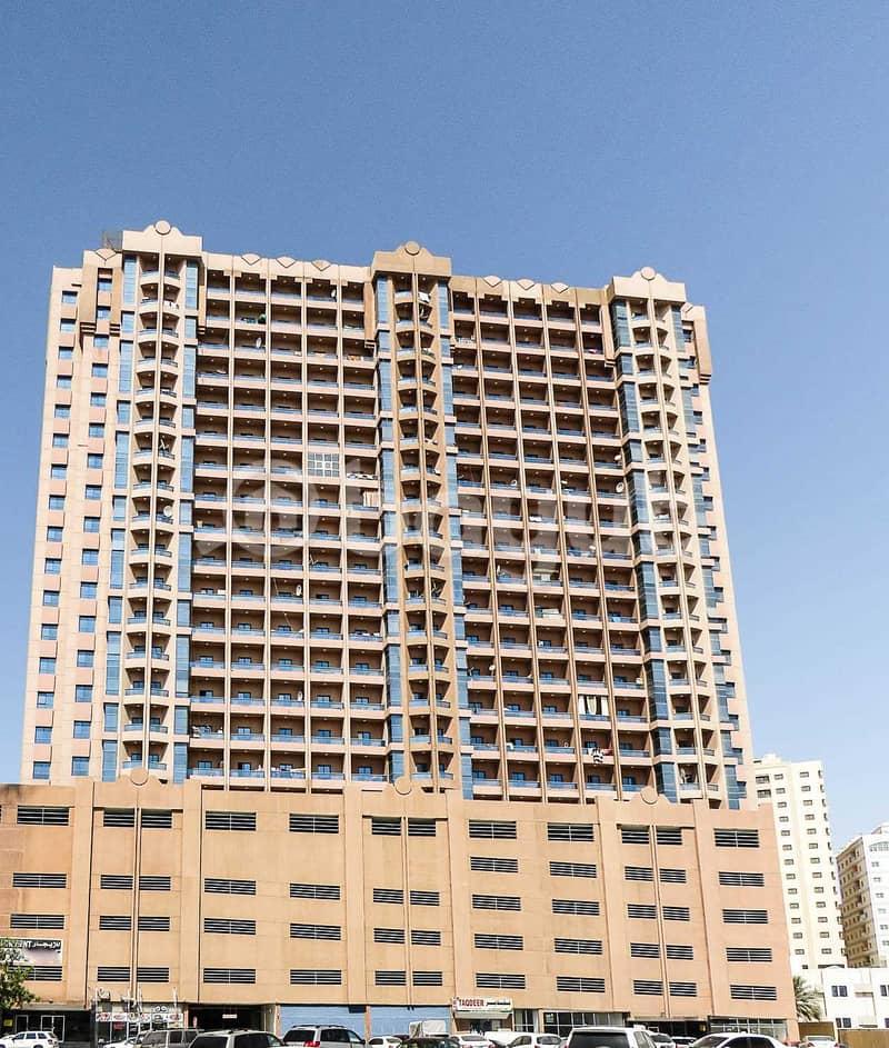 2 Bedroom Apt for rent in Al Nuimeya Tower with amazing open view