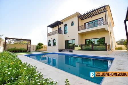 6 Bedroom Villa for Sale in The Villa, Dubai - Brand New | Custom 6 En-Suite Bed | Park view