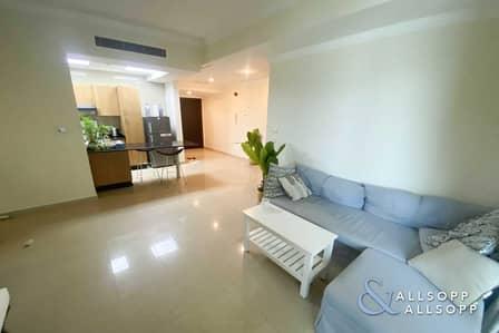 شقة 1 غرفة نوم للبيع في دبي مارينا، دبي - Vacant   Partial Sea View   1 Bed + Maids