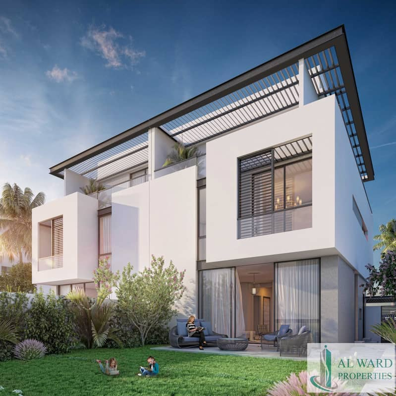 Spectacular waterfront units overlooking the Arabian Gulf  |  with Attractive Payment Plans | Ready to move in soon