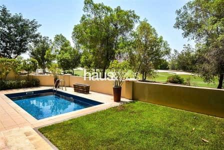 فیلا 4 غرف نوم للبيع في عقارات جميرا للجولف، دبي - Exclusive | Views of Earth Fairway | Muirfield