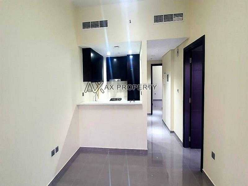 Full Facilities Corner Canal View  2 Bedroom with Balcony with Kitchen Appliances for Rent in Merano Tower