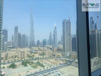 Office for Rent in Business Bay, Dubai - Facing Burj Khalifa I Vacant
