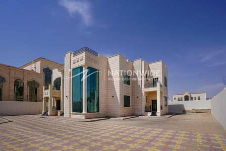 7 Bedroom Villa for Rent in Zakher, Al Ain - A Villa With Big Layout Perfect For Your Family