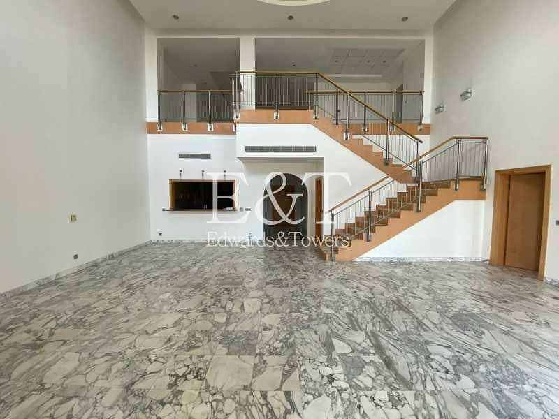 Spacious 4 BR H Type Penthouse