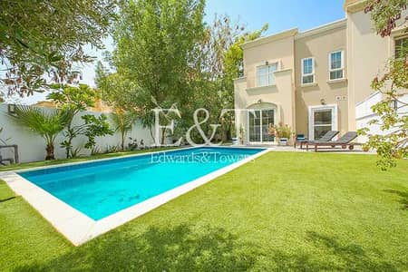 2 Bedroom Villa for Sale in The Springs, Dubai - Vacant|Extended|Upgraded|Large Plot|Pool |Study
