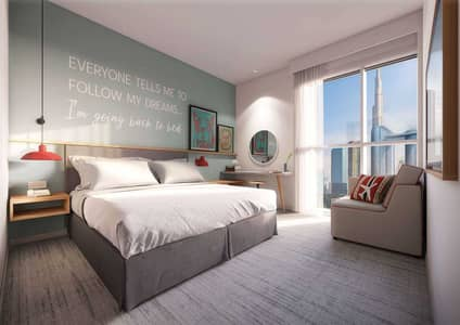 Studio for Sale in Jumeirah, Dubai - Hotel Investment with Revenue Share in City Walk