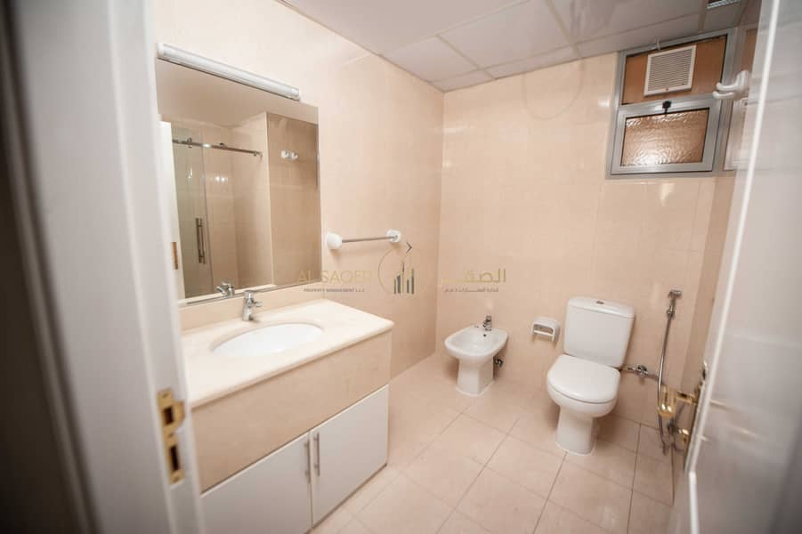 26 NO COMMISSION !! Fantastic 3 Beds + Maids Room. Clean & Bright Building