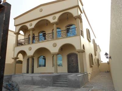 5 Bedroom Villa for Rent in Al Mowaihat, Ajman - Hot Deal  villa  for rent  | 5 bed room|  Hall | Kitchen |Balcony  |Al Mowaihat 2  Ajman