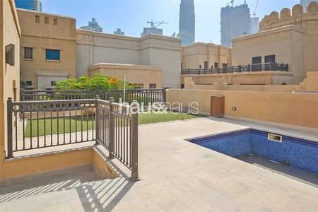 بنتهاوس 3 غرف نوم للبيع في المدينة القديمة، دبي - HIGH ROI   Fully upgraded Penthouse   Private pool