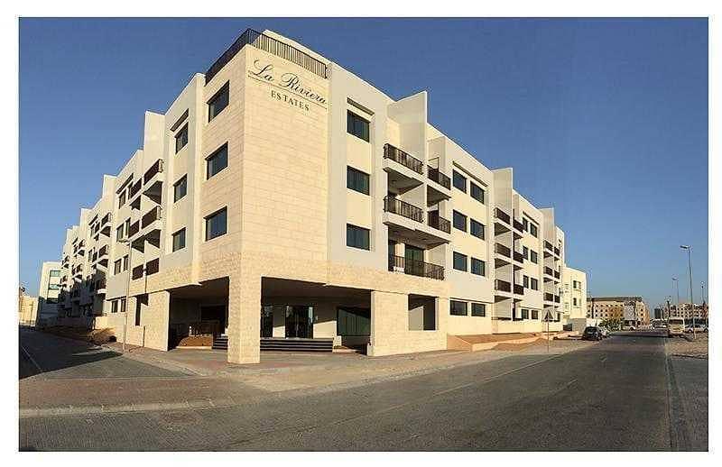 1 غرفة نوم مذهلة في La Riviera Estate-B (JVC) للإيجار!