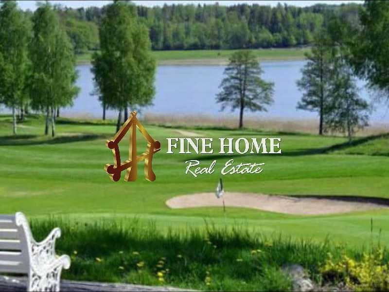 10 VIP 5 BR. villa  Full Furnished + lakes / Golf View