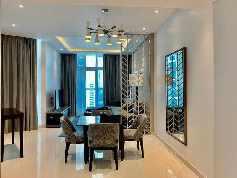 شقة في داماك ميزون بريفيه الخليج التجاري 55000 درهم - 5338858