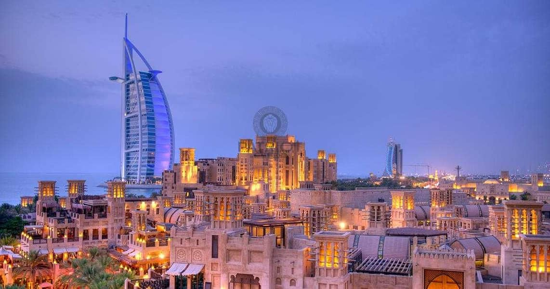 Newly Launched Asayel at MJ Living  Burj Al Arab View