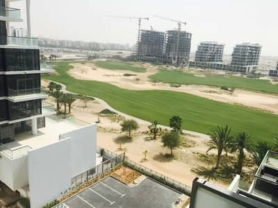 Studio for Rent in DAMAC Hills (Akoya by DAMAC), Dubai - Best Price Studio in Golf Vista Tower Akoya Damac