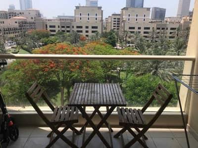 فلیٹ 1 غرفة نوم للايجار في الروضة، دبي - Fully Furnished I  Park View  I  Al Dafrha