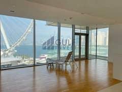 شقة في بناية الشقق 8 بلوواترز ريزيدينسز جزيرة بلوواترز 3 غرف 409500 درهم - 5379220