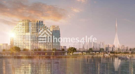 شقة 1 غرفة نوم للبيع في الجداف، دبي - BURJ KHALIFA VIEW | HIGH FLOOR | CHILLER FREE |