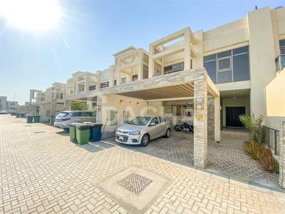 3 Bedroom Townhouse for Rent in Meydan City, Dubai - Spacious 3 Bed + Maids / Large Terrace / Vacant