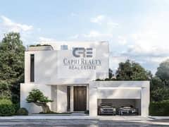70% Mortgage  Designer villas in FARM COMMUNITY