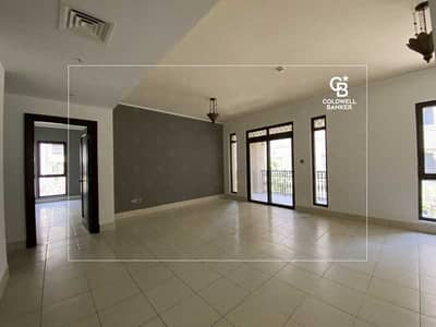 2 Bedroom Apartment for Sale in Old Town, Dubai - Big Layout|Corner Unit|Community View|Vacant Unit