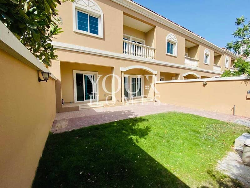 SB   Garden View Spacious 2BHK Townhouse For Sale