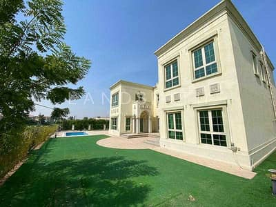 5 Bedroom Villa for Sale in Jumeirah Islands, Dubai - Lake View 5 BR Master View Villa I Rented
