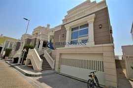 فیلا في قرية الفرسان مدينة خليفة أ 4 غرف 4270400 درهم - 5379427